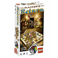 LEGO Games - Ramses Return