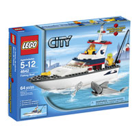 LEGO City - Fishing Boat
