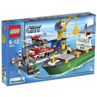 LEGO City - Harbour