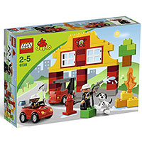LEGO DUPLO - My First Fire Station