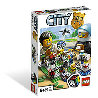 LEGO Games - CITY Alarm