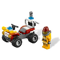 LEGO City Fire - Fire ATV