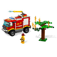 LEGO City Fire - 4x4 Fire Truck