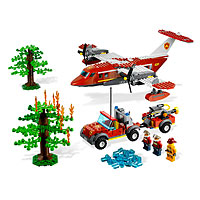 LEGO City Fire - Fire Plane