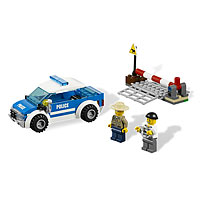 LEGO City Police - Patrol Car