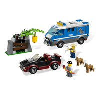 LEGO City Police - Police Dog Van