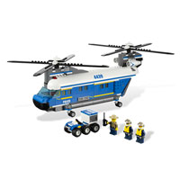 LEGO City Police - Heavy-lift Helicopter