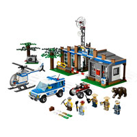 LEGO City Police - Forest Police Station