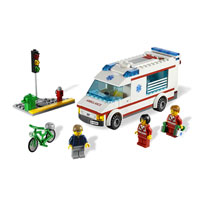 LEGO City Town - Ambulance