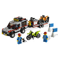 LEGO City Town - Dirt Bike Transporter