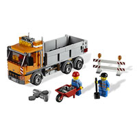 LEGO City Town - Tipper Truck