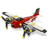 LEGO Creator - Propeller Adventures