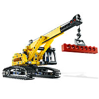 LEGO Technic - Tracked Crane