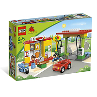 LEGO DUPLO LEGOville My First Gas Station