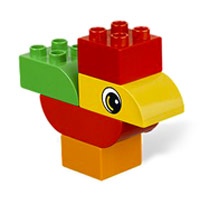 LEGO DUPLO Busy Farm with Storybook
