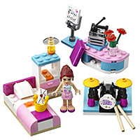 LEGO Friends Mia's Bedroom
