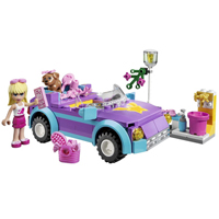 LEGO Friends Stephanie's Cool Convertable
