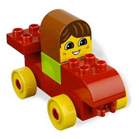 LEGO Duplo Let's Go! Vroom! with Storybook
