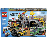 LEGO City Mining - The Mine