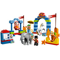 LEGO DUPLO LEGOville My First Circus