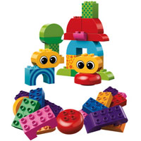 LEGO DUPLO Creative Play - Toddler Starter Building Set
