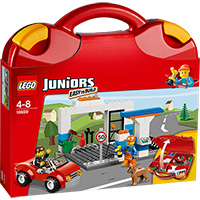 LEGO Juniors - Vehicle Suitcase