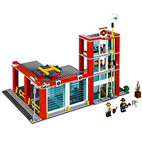 LEGO City Fire - Fire Station