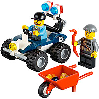 LEGO City Police - Police ATV