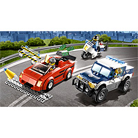 LEGO City Police - High Speed Chase