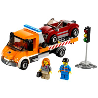 LEGO City Town - Flatbed Truck
