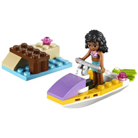 LEGO Friends - Water Scooter Fun