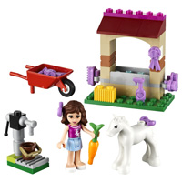 LEGO Friends - Olivia's Newborn Foal