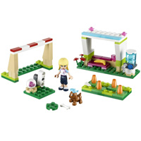 LEGO Friends - Stephanie's Soccer Practice