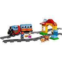 LEGO DUPLO LEGOville - My First Train Set