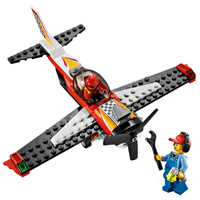 LEGO City Airport - Stunt Plane