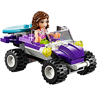 LEGO Friends - Olivia's Beach Buggy