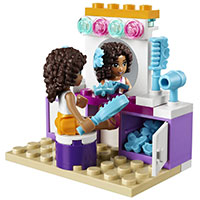 LEGO Friends - Andrea's Bedroom