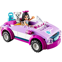 LEGO Friends - Emma's Sports Car