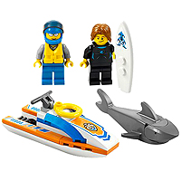 LEGO City  Coast Guard - Surfer Rescue