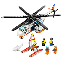 LEGO City  Coast Guard - Coast Guard Helicopter