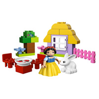 LEGO DUPLO Princess - Snow White's Cottage