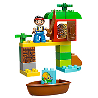 LEGO DUPLO Jake - Jake's Treasure Hunt