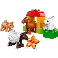 Duplo LEGOVille Farm Animals