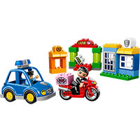 Duplo LEGOVille My First Police Set