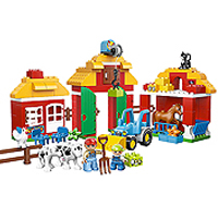 Duplo LEGOVille Big Farm