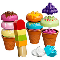 Duplo Creative Play - Creative Ice Cream