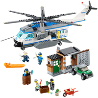 LEGO City Police - Helicopter Surveillance