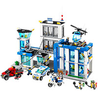 LEGO City Police - Police Station