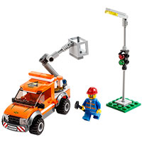 LEGO City Great Vehicles - Light Repair Truck