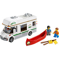 LEGO City Great Vehicles - Camper Van